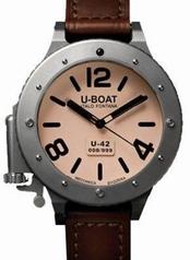U-Boat U-42 UB-002 Mens Watch