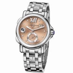 Ulysse Nardin GMT Big Date 243-22-7/30-09 Ladies Watch