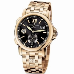Ulysse Nardin GMT Big Date 246-55-8/32 Mens Watch