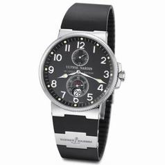 Ulysse Nardin Marine Chronometer 263-66-3/62 Mens Watch