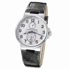 Ulysse Nardin Marine Chronometer 263-66 Mens Watch