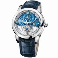 Ulysse Nardin Royal Blue Mystery 799-90 Mens Watch