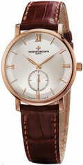 Vacheron Constantin Toledo 1952 81160/000r-9102 Mens Watch