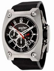 Wyler Geneve Code R 100.1.00.BB1.RBA Mens Watch