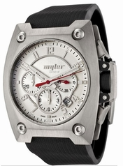 Wyler Geneve Code R 100.1.00.SS1.RBA Mens Watch
