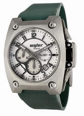 Wyler Geneve Code R 100.1.00.WB1.RGN Mens Watch
