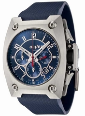 Wyler Geneve Code R 100.4.00.BL1.RBL Mens Watch