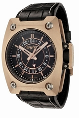 Wyler Geneve Code R 200.2.00.BB.1.CBA Automatic Watch