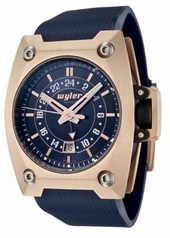 Wyler Geneve Code R 200.2.00.BL1.RBL Automatic Watch