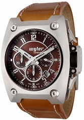 Wyler Geneve Dakar Rally 100.4.00.CH1.LBR Mens Watch
