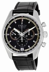Zenith 36000 VPH 03-2041-400-51-C496 Mens Watch