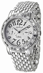 Zenith Port Royal 16.1231.4002/01M1230 Ladies Watch