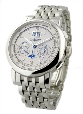 A. Lange & Sohne Datograph 410.425 Mens Watch