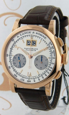 A. Lange & Sohne Datograph 4329 Mens Watch