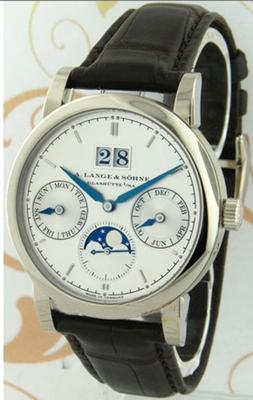 A. Lange & Sohne Saxonia 330.026 Mens Watch