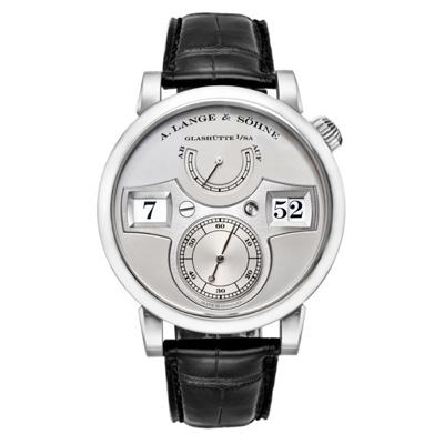 A. Lange & Sohne Zeitwerk 140.025 Manual Wind Watch