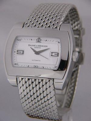 Baume Mercier Hampton City MOA08340 Mens Watch