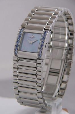 Baume Mercier Hampton Milleis MOA08050 Mens Watch