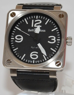 Bell & Ross BR01 BR01-92-SR Automatic Watch