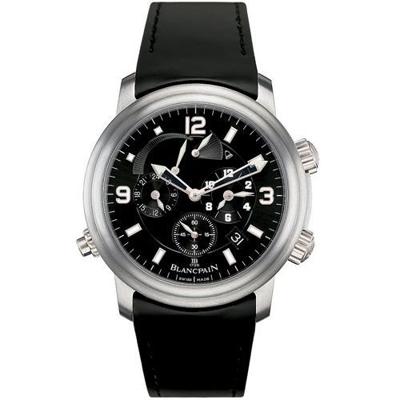 Blancpain Leman 2041-1230-64b Mens Watch