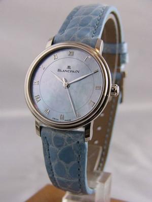 Blancpain Villeret 6102-1590-54 Mens Watch
