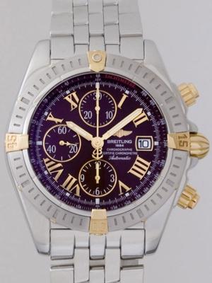 Breitling Chronomat B1335611/K521 Mens Watch