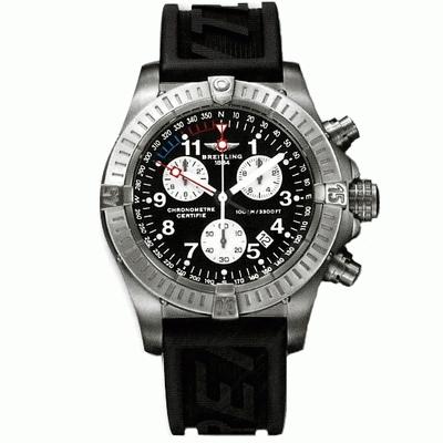 Breitling Emergency A7332211/B826 Quartz Watch