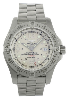 Breitling SuperOcean A17390 Mens Watch