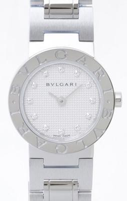 Bvlgari Diagono BB23WSS/12/N Mens Watch