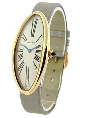 Cartier Baignoire W1537836 Mens Watch