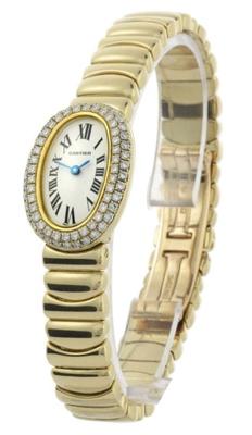 Cartier Baignoire WB5094W1 Mens Watch