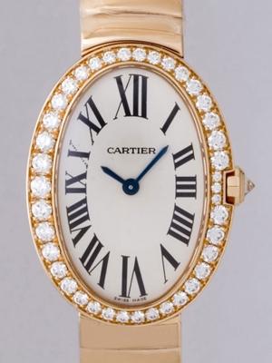 Cartier Baignoire WB520002 Mens Watch