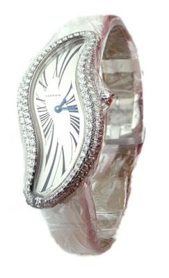 Cartier Baignoire WJ306004 Ladies Watch
