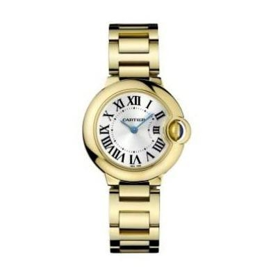 Cartier Ballon Bleu W69001Z2 Ladies Watch