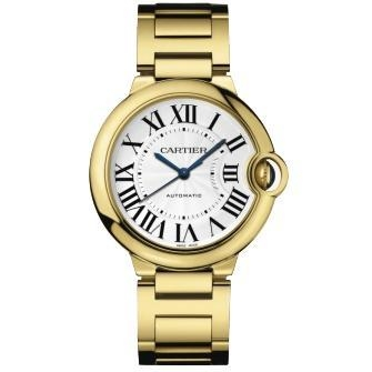 Cartier Ballon Bleu W69003Z2 Midsize Watch