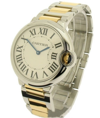 Cartier Ballon Bleu W69008Z3 Mens Watch