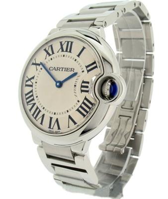 Cartier Ballon Bleu W69011Z4 Mens Watch