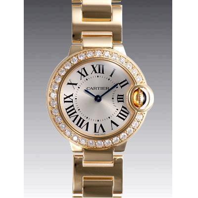 Cartier Ballon Bleu WE9001Z3 Ladies Watch
