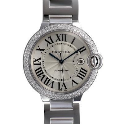 Cartier Ballon Bleu WE9009Z3 Automatic Watch