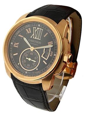 Cartier Calibre de W7100007 Ladies Watch