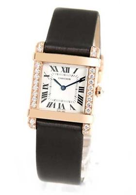 Cartier Declaration WE300131 Mens Watch