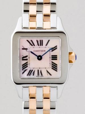 Cartier La Dona de zW25074Y9 Mens Watch