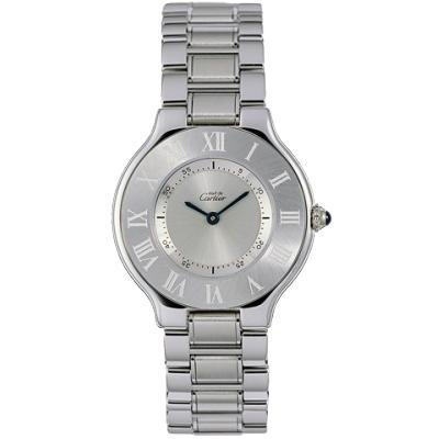 Cartier Must 21 W10110T2 Quartz Watch