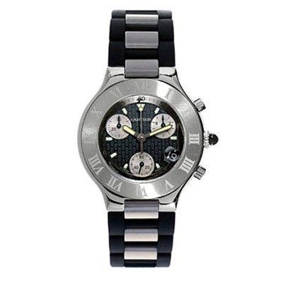 Cartier Must 21 W10125U2 Quartz Watch