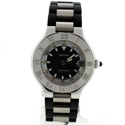 Cartier Must 21 W10147U2 Mens Watch