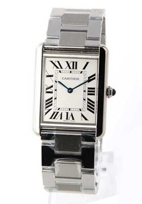 Cartier Must 21 W5200014 Mens Watch