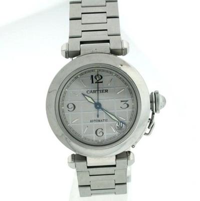 Cartier Pasha W31074M7 Automatic Watch