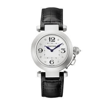 Cartier Pasha WJ11902G Ladies Watch