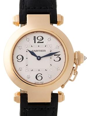 Cartier Pasha WJ11913G Mens Watch