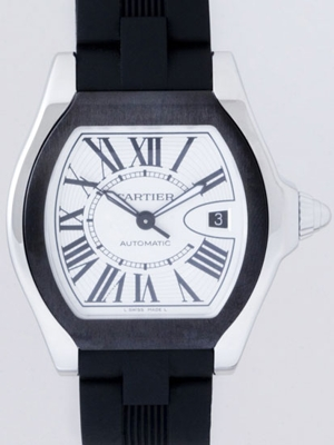 Cartier Roadster W6206018 Mens Watch